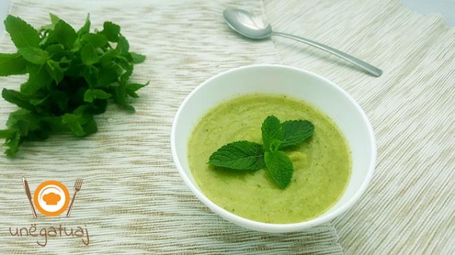 Supe krem me brokoli