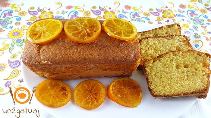 kek me portokall