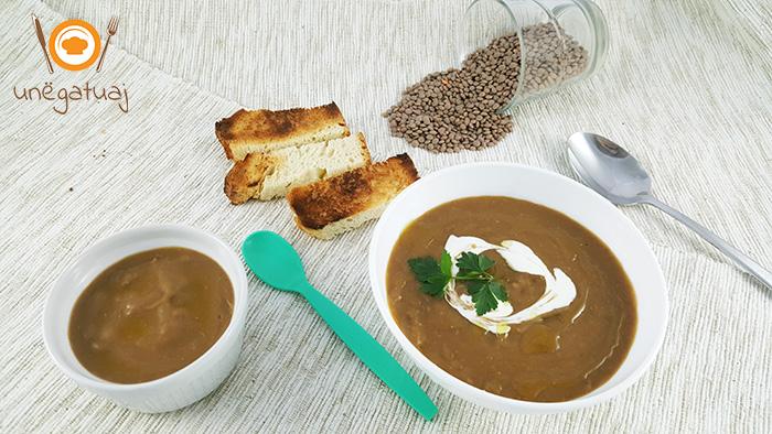 Supe krem me thjerreza